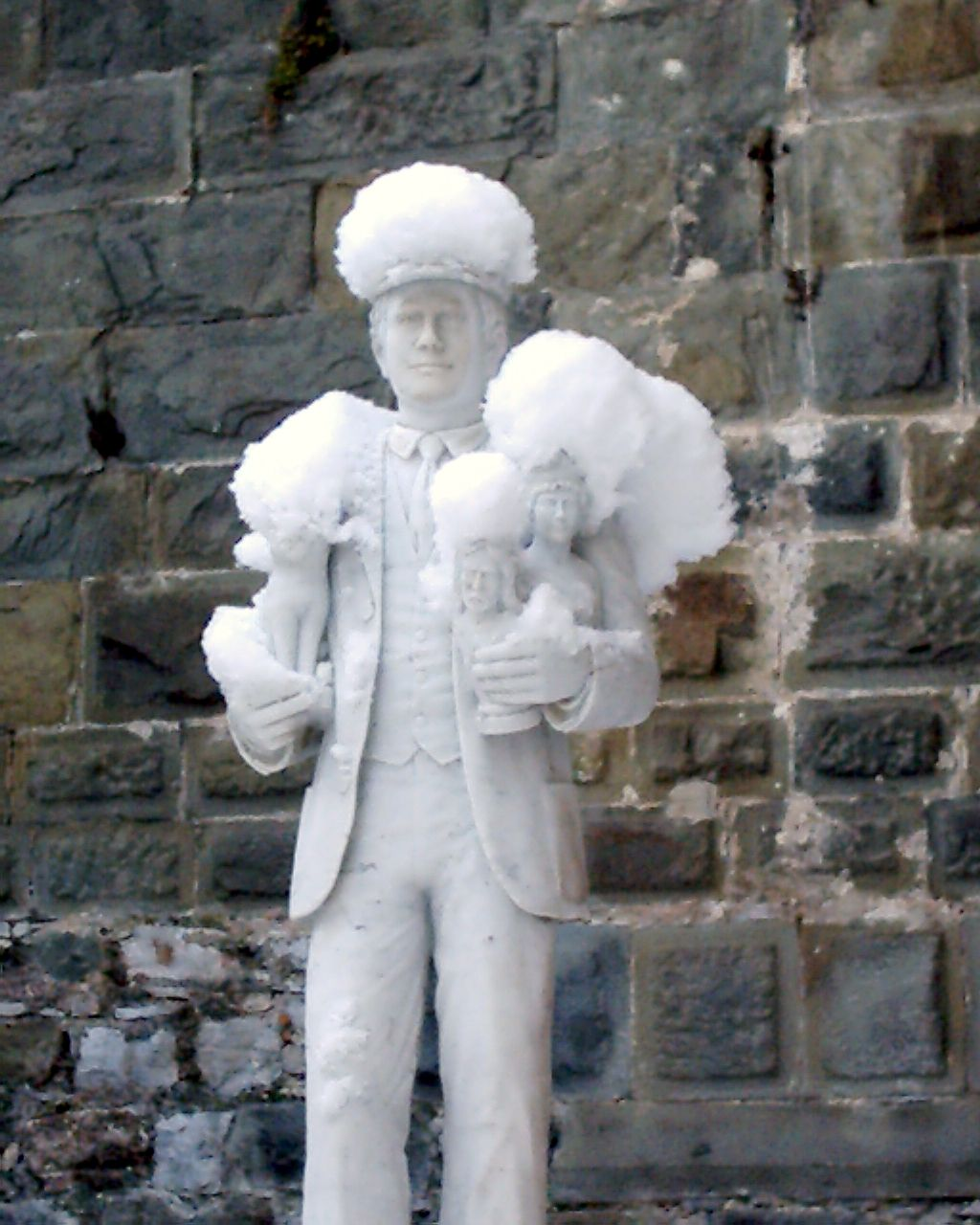 Statua Figurinaio