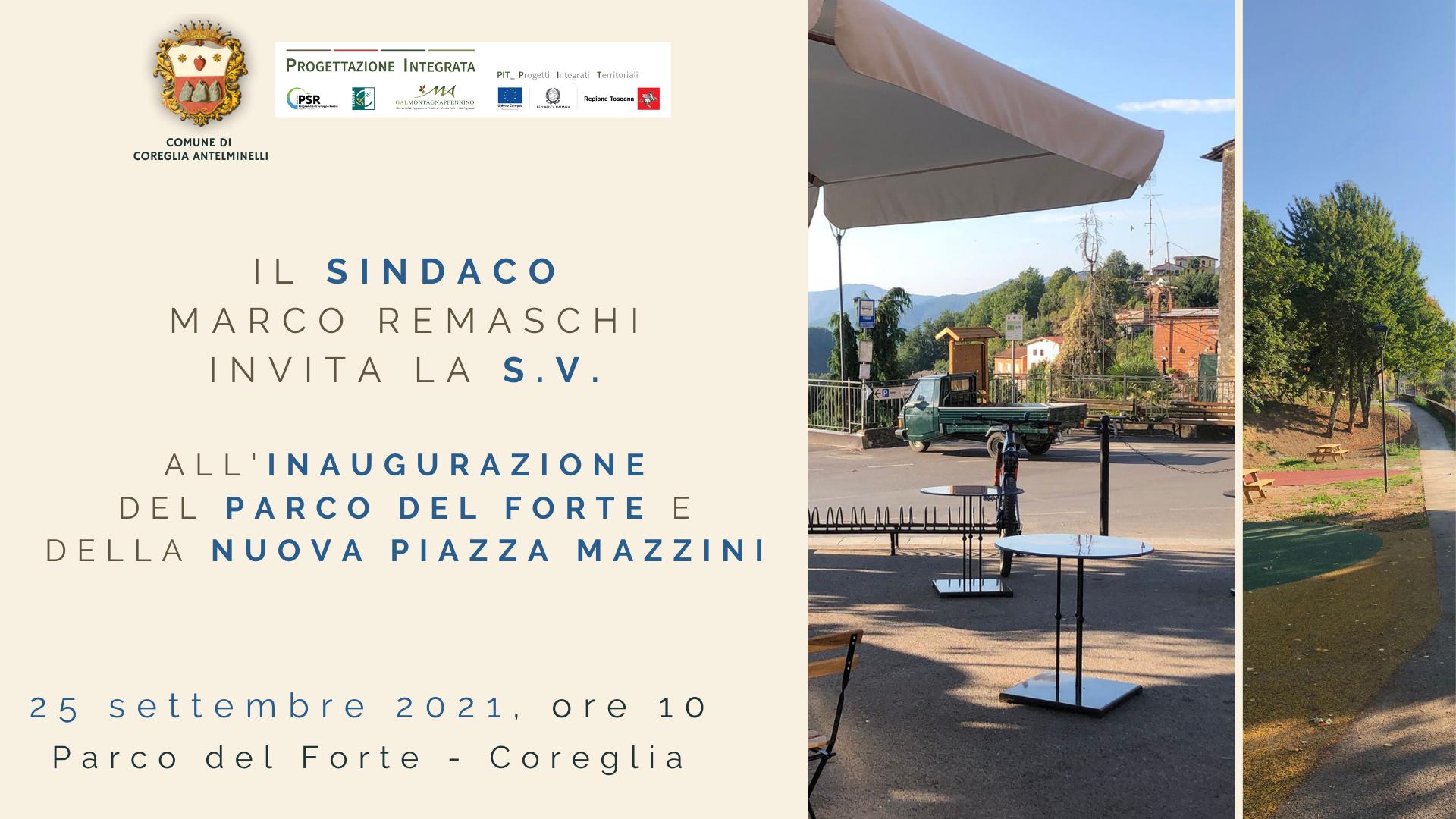 invito_inaugurazione coreglia_forte_piazza mazzini
